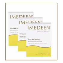 Kit Imedeen - Time Perfection C/ 180 - 3 Meses Sem Juros