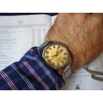 Relógio Tissot Caravela Automático T.2 Cal 794 Anos 70 Suiço