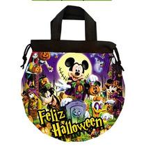 Bolsitas Dulceros Mickey Halloween Dia De Muertos Fiestas