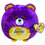 Ty Beanie Ballz Nba Plush Doll - Los Angeles Lakers Oso