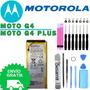 Batería Calidad Original GA40 para MOTOROLA Moto G4 y Moto G4 Plus - XT1620 / XT1621 / XT1622 / XT1625 / XT1641 / XT1642 / XT1644 + Kit Herramientas