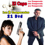El Capo Gran Combo 3 Temporadas En 21 Dvd