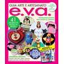 Revista Guia Arte E Artesanato E.v.a. 2014 - Eva