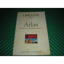Vndac Libro Atlas Histórico De Mesoamérica
