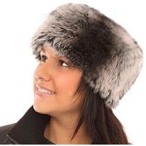 Gorro Ruso Ushanka Eskimal Sintético Moda Invierno Frío