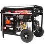 Gerador Energia Diesel 6kva Bivolt Trifásico Avr Td7000cx3ed