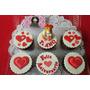 Cupcakes Para El Dia De La Madre, Personalizados (delivery)