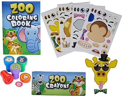 Fun Land 12 Libros De Colorear Animales Y - $ 70.533 en Mercado Libre