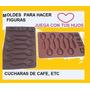Moldes De Silicón Para Cupcakes,gelatinas,galletas,choco...