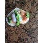 Kit 10 Lembrancinhas Para Maternidade/chá De Bebê Em Biscuit