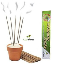 Cld Marcas Repelente De Mosquitos Sticks - Incienso Natural