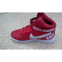 Tenis Botinhas Nike Word Famous Lançamento, Promoção!!