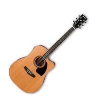 Guitarra Electroacústica Ibañez Pf Natural Pf17ece Lg