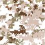 Camuflados - C15 - Camu Pixel MV - Ancho 0,50m