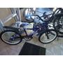 Bicicleta Musetta Viper Rodado 20 Azul