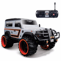Land Rover Defender Controle Remoto 1:16 Cinza Maisto
