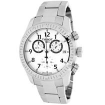 Reloj Luxury Tissot T0394171103700 V8 Chronograph Stainless