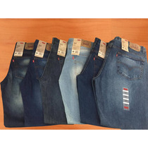 Envío Gratis Pack 3 Pantalones Skinny Rigido Levis 511