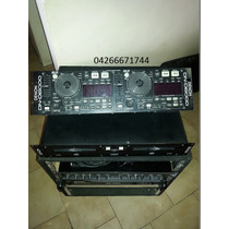 Vendo Power Gemini 2000 Wats, Display Denon Dn6000 Y Crosove
