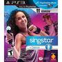 Singstar Dance Ps3 Mídia Física Lacrada