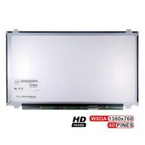 (002) Pantalla Display Lp156whb(tl)(b2) Compatible 15.6 40p