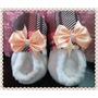Zapatos De Tela Para Bebes Niñas O Niños Recien Nacidos