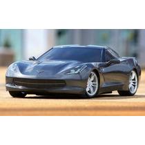 Automodelismo Auto Rc Electrico Vaterra Corvette 2014