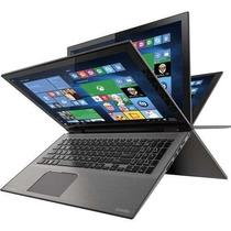 Promo - Ultrabook Toshiba Intel I7 16 Ram Pantalla 4k Touch