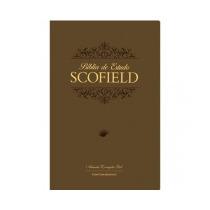 Bíblia De Estudo Scofield Almeida Corrigida Fiel Luxo 2016