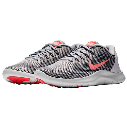 237f9b971 Tenis Nike Running Flex Niñas Textil Eva Gris Rosa 73888 Dtt -   2