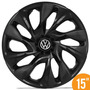 Jg Carlota Esportiva 15 Ds4 Black Preta Fox Polo Golf 5 Furo