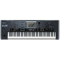 Samples Do Led Do Teclado Roland G70 Para Kontakt