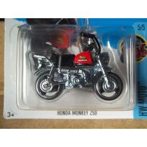 Hot Wheels 2016, Hw Moto, Honda Monkey Z50