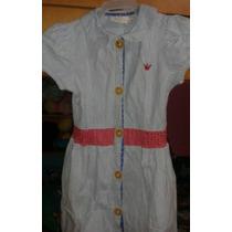 Vestido De Niña Coleccion Usa Epk