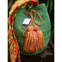 Bolsa Saco Columbiana Legítima Wayuu
