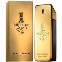 Paco Rabanne Eau De Toilette Perfume 1 Milli Masculino 100ml