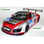 Auto Audi R8 Lms Carrera Rc Radio Control Grande Original