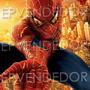 48 Sticker Adhesivos Spiderman Calcomanias 3x3 - Epv