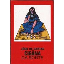 Baralho - Jogo De Cartas Cigana Da Sorte