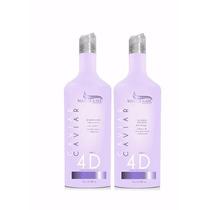 Escova Caviar 4d Master Hair - Sensação Do Momento