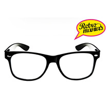 Lentes Nerd Retro Hipster Way Farer Jack Anteojos Opticos