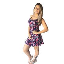 Kit Com 2 Vestidos Florais Verão 2017