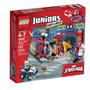 Lego Juniors Spider-man Hideout (10687)