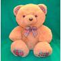 Urso De Pelúcia Importado Coleção Teddy Bear Selfridges