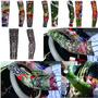 Manguitos Protetor Mangas Mangote Proteção Sol Para Braços