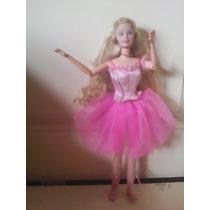 Juguete Barbie En El Cascanueces Sugarplum Princesa Barbie