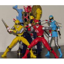 Power Ranger Legacy - Ninja Storm Y Megazord