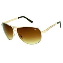 Óculos De Sol Sun John Laken Dourado