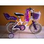 Bicicleta Raleigh Rodado 12 Nena La Plata
