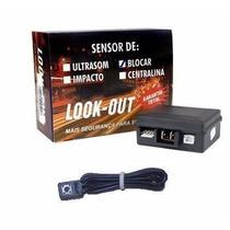 Alarme Bloqueador Resgate Automotivo Corte Combustivel C/led